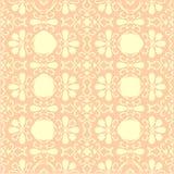 Stara różowa tapeta Zdjęcie Stock