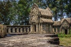 Stara relikwia w Tajlandia Obrazy Stock