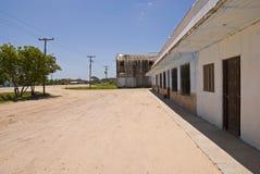 stara restauracyjna drogi na drugą obrazy stock