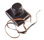 Stara retro 35mm ekranowa kamera jeśli Zdjęcie Royalty Free