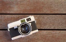 Stara rocznik kamera Obrazy Royalty Free