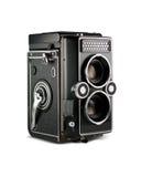 Stara rocznik kamera Zdjęcia Stock