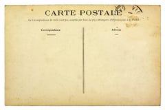 Stara rocznik pocztówka Obrazy Stock