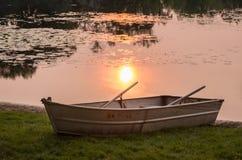 STARA rząd łódź Zdjęcie Royalty Free
