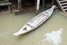 STARA rząd łódź Fotografia Stock