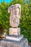 Stara rzeźba Obrazy Royalty Free