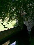stara rzeka domowa Zdjęcie Royalty Free