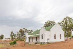 Stara sala Holenderski Reformowany kościół w De Rdzewiejący Fotografia Royalty Free