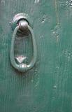 stara się drzwi Fotografia Royalty Free