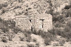 Stara skała Building-1 fotografia royalty free