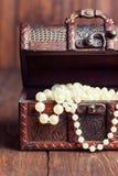 stara skrzynia skarbów Zdjęcia Royalty Free
