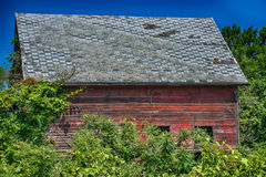 stara stodoła Zdjęcia Royalty Free