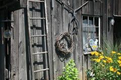 stara stodoła ii Obraz Stock