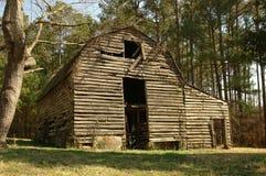 stara stodoła obrazy stock