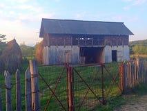 stara stodoła Fotografia Royalty Free