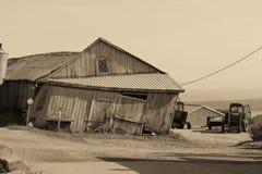 stara stodoła Zdjęcie Stock