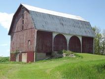 stara stodoła kraju Fotografia Royalty Free
