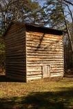 stara stodoła tytoniu Zdjęcia Stock