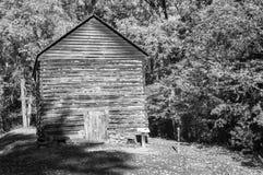 stara stodoła tytoniu Fotografia Stock