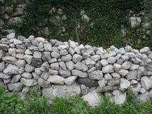 Stara stonw ściana Zdjęcie Royalty Free