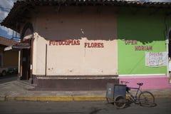 stara street Fotografia Stock