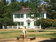 Stara Sturbridge wioska w Sturbridge, Massachusetts Zdjęcia Stock