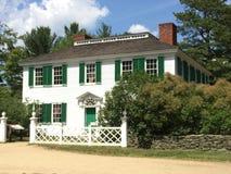 Stara Sturbridge wioska w Sturbridge, Massachusetts Obraz Stock