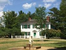 Stara Sturbridge wioska w Sturbridge, Massachusetts Obrazy Stock