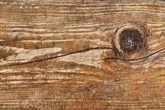 Stara Supłająca Przegniła Krakingowa Malująca strugająca deska - szczegół Obraz Royalty Free