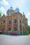 Stara synagoga w Timisoara, Rumunia Obraz Royalty Free