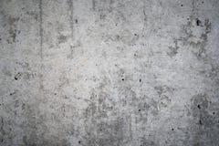 Stara szara betonowa ściana zdjęcie royalty free