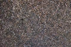 Stara szorstka groszkowata asfalt powierzchnia Pusty abstrakcjonistyczny textured tło dla projekta i teksta Fotografia Stock