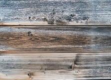 Stara szorstka wyblakła drewniana tekstura Fotografia Royalty Free