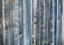 Stara szorstka wyblakła drewniana tekstura Zdjęcia Stock