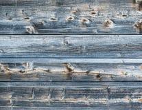 Stara szorstka wyblakła drewniana tekstura Fotografia Stock