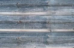 Stara szorstka wyblakła drewniana tekstura Zdjęcie Stock