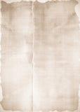 stara tła konsystencja papierowej Obraz Royalty Free