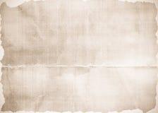 stara tła konsystencja papierowej Fotografia Royalty Free