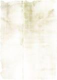 stara tła konsystencja papierowej Obrazy Stock