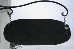stara tablica do sklepu Zdjęcie Royalty Free