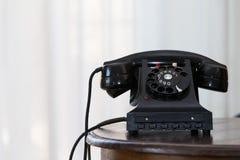 stara tablica rozdzielcza telefon Zdjęcia Royalty Free