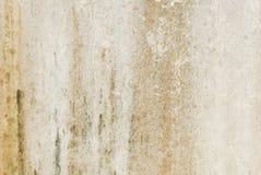 Stara textured ściana z foremką Zdjęcia Stock