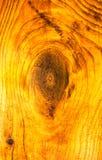 Stara textured drewniana deska z kępkami używać jako tło Fotografia Stock