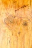 Stara textured drewniana deska z kępkami używać jako tło Zdjęcia Royalty Free
