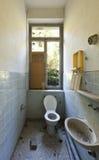 Stara toaleta Fotografia Stock