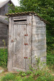 stara toaleta Zdjęcia Stock