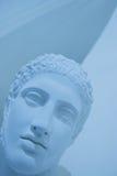 stara twarz rzymska Fotografia Royalty Free