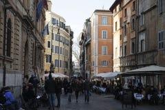 Stara ulica Rome Obrazy Stock