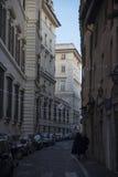 Stara ulica Rome Fotografia Royalty Free