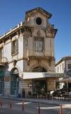 Stara ulica w Limassol Cypr zdjęcie royalty free